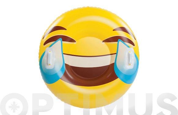 Trineo nieve emoji