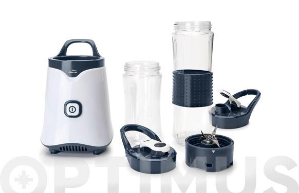 Batidora personal mix & go 350w 600ml/300ml