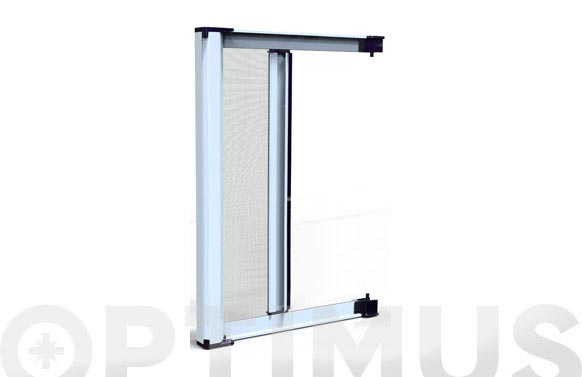 Mosquitera enrollable lateral 'easy' 140 x 230 blanco