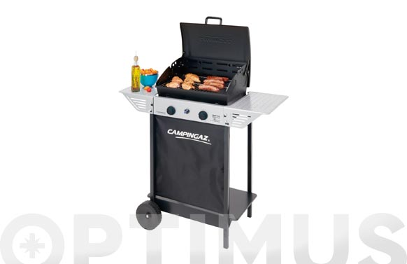 Barbacoa gas expert plus 100l