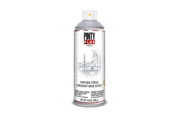 Pintura efecto forja spray 520 cc gris