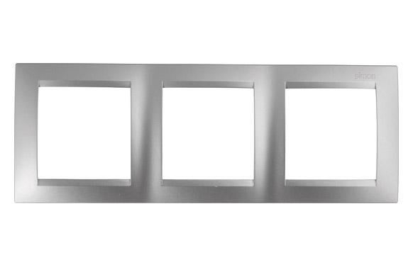 Marco 3 elementos aluminio serie 15