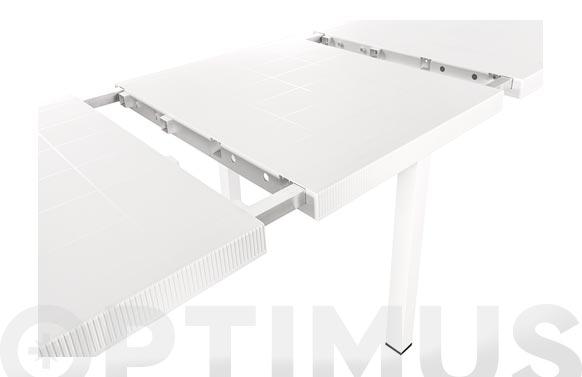 Extension para mesa brio blanco 80 x 95 cm