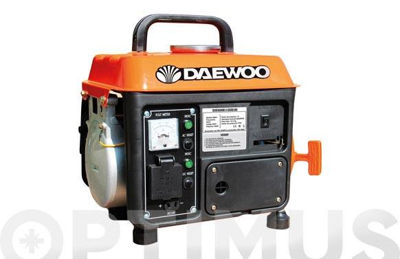 Generador portatil 720 w