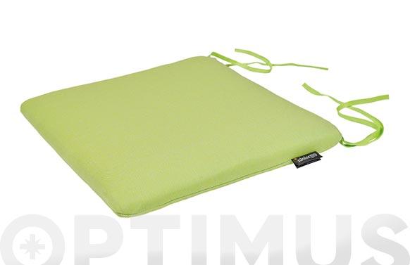 Cojin asiento green verde lima