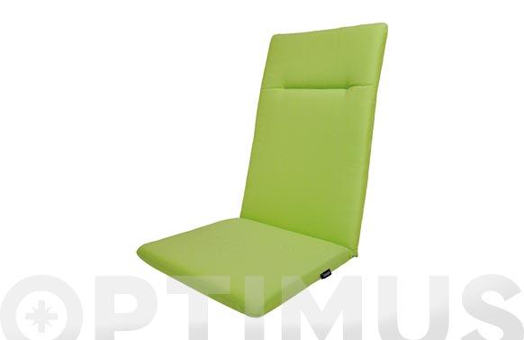 Cojin posiciones green verde lima 119 x 50 x 6 cm