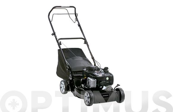 Cortacesped gasolina 140 cc motor b&s ca (autopropulsado) corte: 46 cm