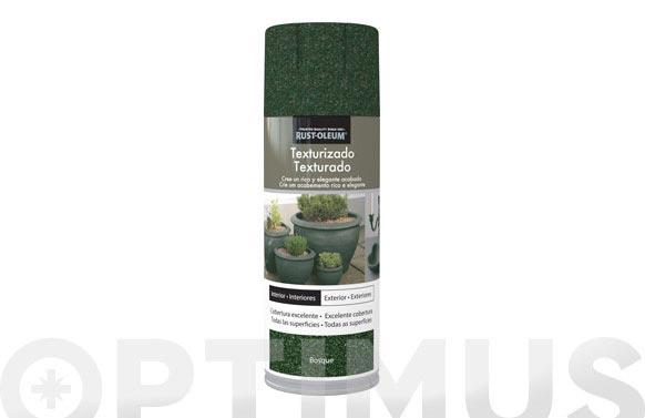 Rustoleum texturizado 400 ml bosque