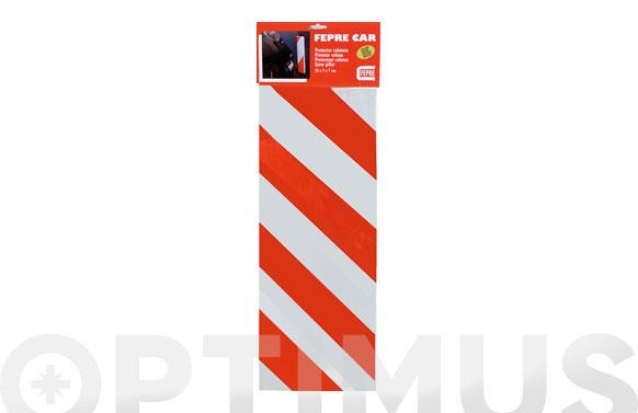 Protector de columna en esquina 35 x 16 x 1,5 cm