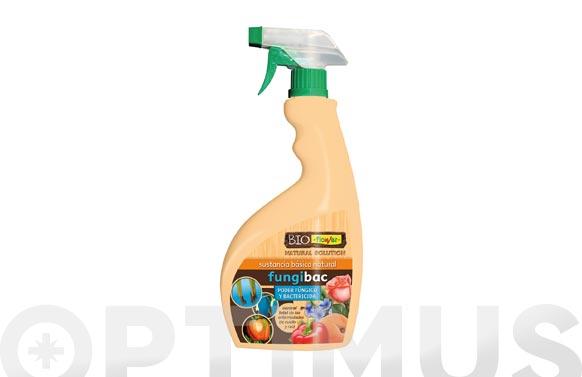 Fungicida bactericida biologico 'fungibac ' 750 ml