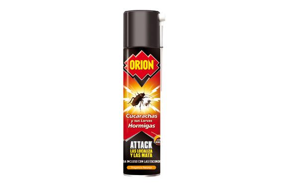 Insecticida rastreros cucarachas y hormigas 400 ml