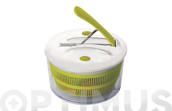Centrifugadora ensalada a pedal function 16 cm
