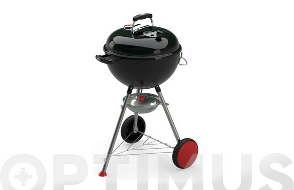 Barbacoa original kettle plus red ø 47 cm