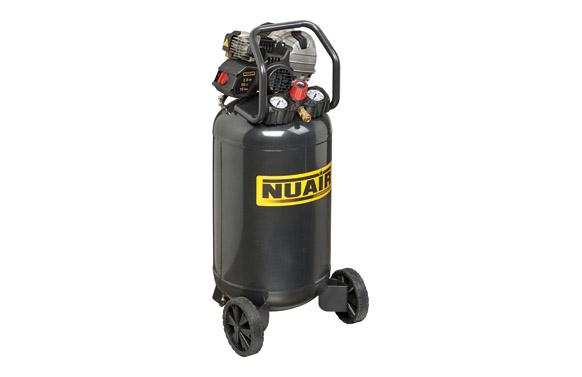 Compresor con aceite deposito vertical futura 227- 2hp 50l