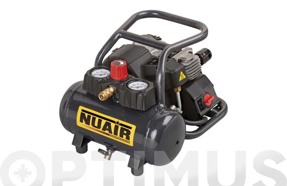 Compresor con aceite futura 227- 2hp 5l
