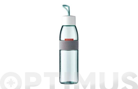 Botella para agua ellipse verde nordico 500 ml