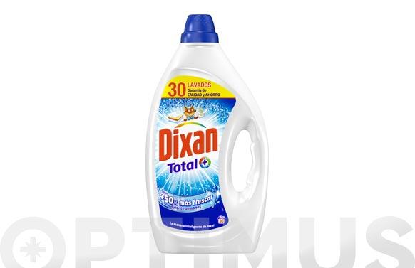 Detergente dixan gel total 30 dosis