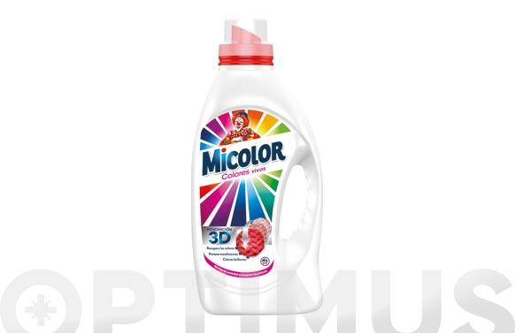 Detergente micolor gel 23 dosis 1,15l