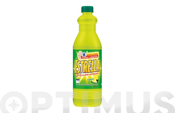 Lejia estrella limon 1,5 l