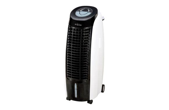 Climatizador evaporativo portatil con mando 130w 1800m3/h 15lt 'rafy 100'