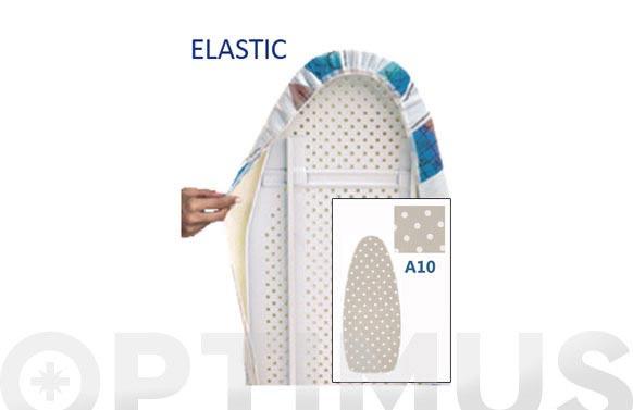 Funda mesa planchar elastic topos