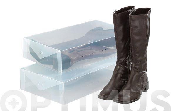 Caja para botas 2 uds 30 x 52 x 11 cm