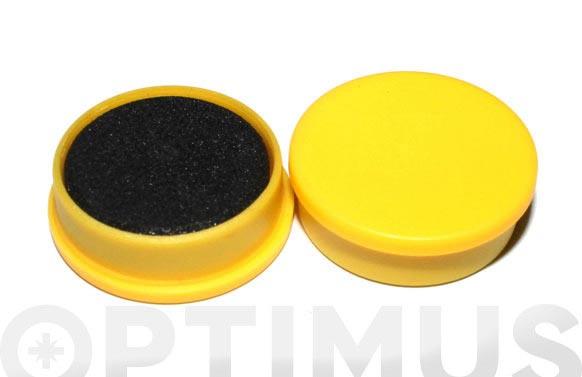 Iman plastoferrita redondo 6 uds surtidas ø 25 x 6,5 mm