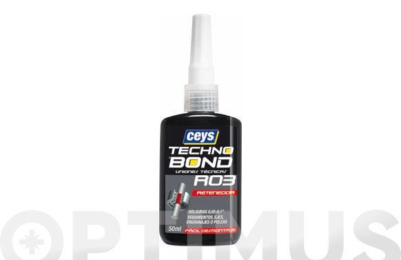 Adhesivo profesional retenedor rodamientos r03 50 ml