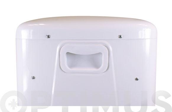 Estufa halogena oscilante blanca  400/800/1200 w