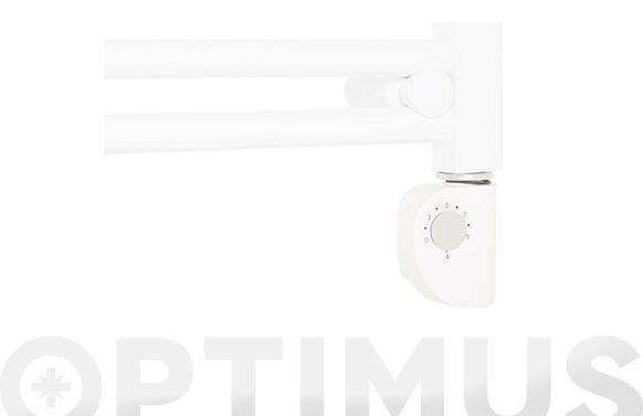 Toallero electrico fluido blanco 400 w