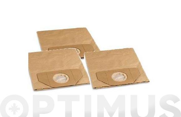 Bolsa papel aspirador (3 unid) powx323/powx324/ powx325