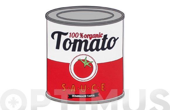Salvamantel magnetico silicona tomato sauce