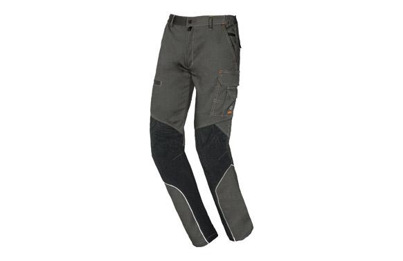 Pantalon stretch extreme t l gris antracita