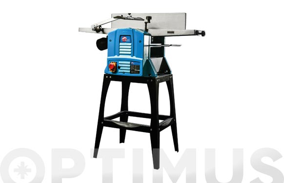 Cepilladora regruesadora 1500 w 260 mm