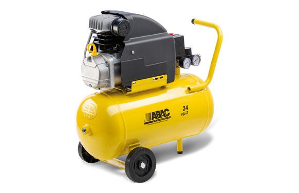 Compresor coaxial con aceite 2 cv pole position b20-24 l