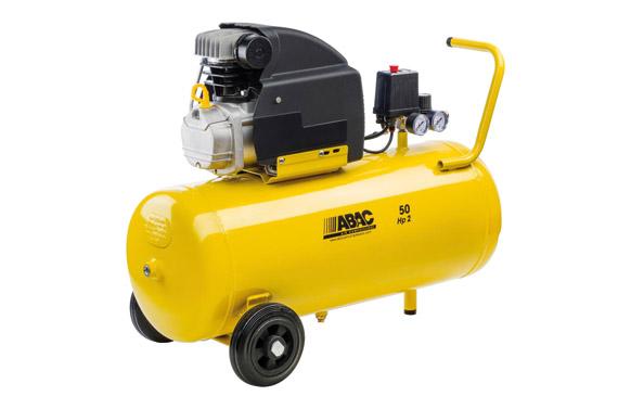 Compresor coaxial con aceite 2 cv montecarlo b20-50 l