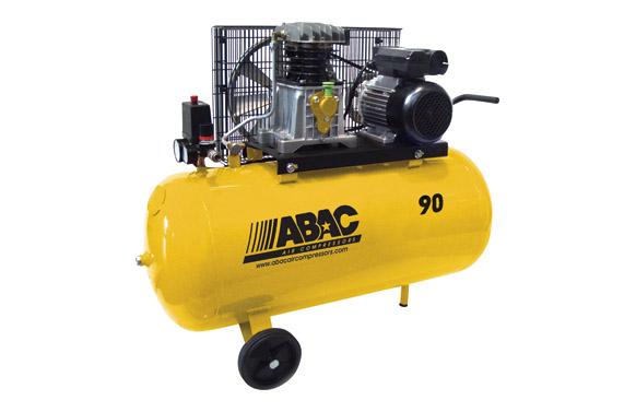 Compresor correas con aceite 3 cv b26b-90 cm3