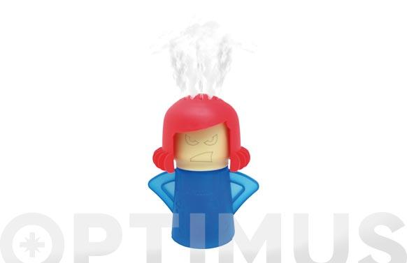 Muñeca desengrasante microondas fury mama