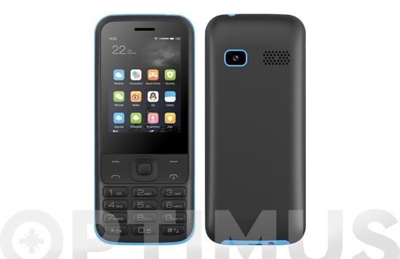 "Telefono movil 2g 2,4"" 32mb"