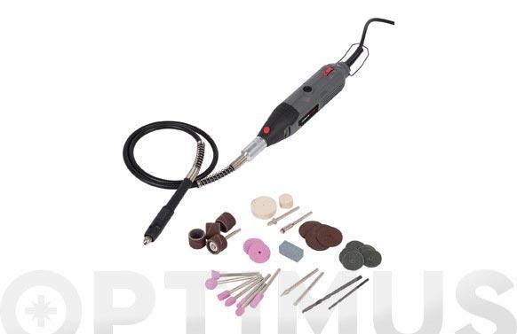 Multiherramienta con cable 135w+40 accesorios