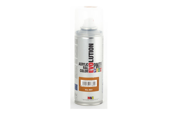 Pintura spray acrilica brillo  270 cc p152-cobre