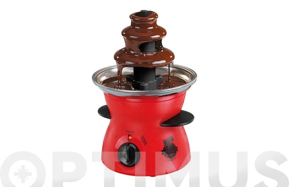 Fondue chocolate electrica 0,3l 30 w
