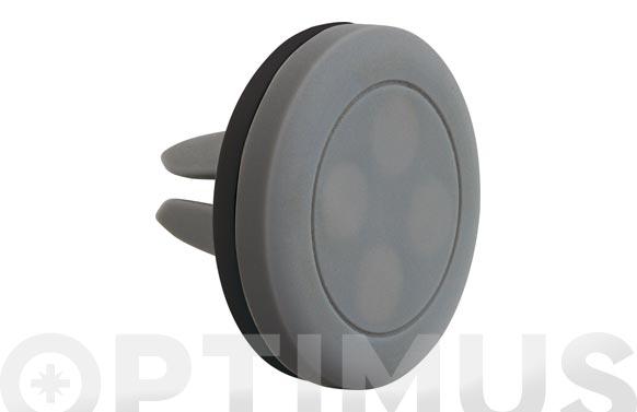 Soporte magnetico de telefono para auto