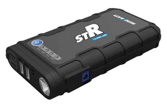 Arrancador bateria str12 12000 mah