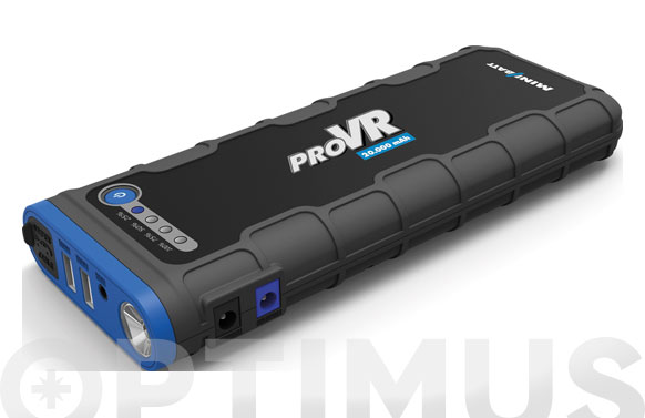 Arrancador bateria pro vr 20000 mah