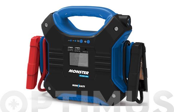 Arrancador bateria monster xl 35000 mah