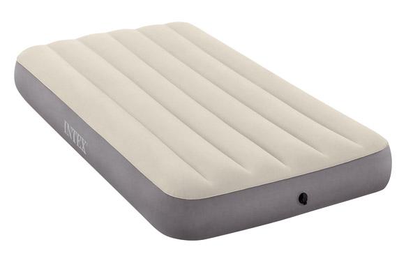 Colchon-cama hinchable individual fiber tech 99 x191 x 25 cm