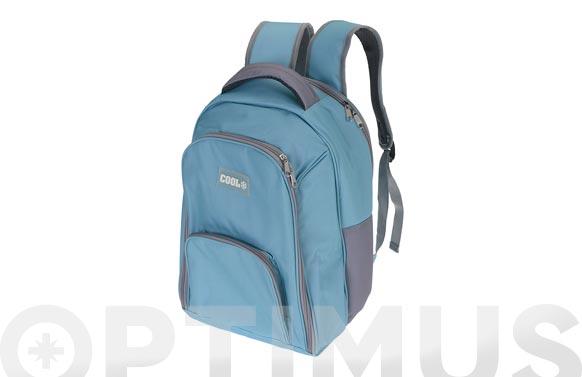 Nevera flexible mochila 12 l 40 x 30 cm 2 colores surtidos