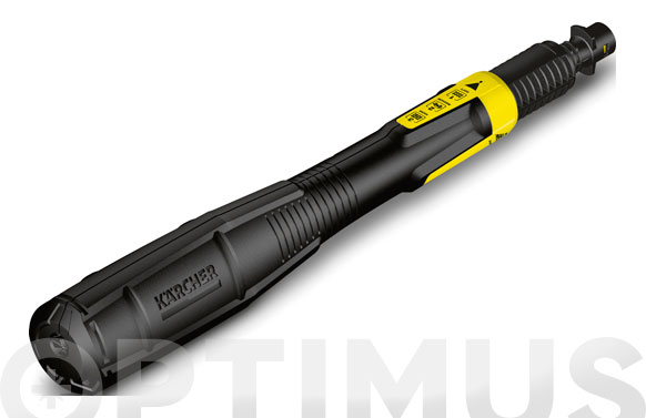 Hidrolimpiadora k5 full control plus caudal 500l/h presión 145 bar 2100w