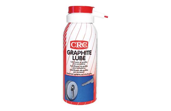 Lubricante de grafito para cerraduras spray 100 ml magic graphit, graphite lube